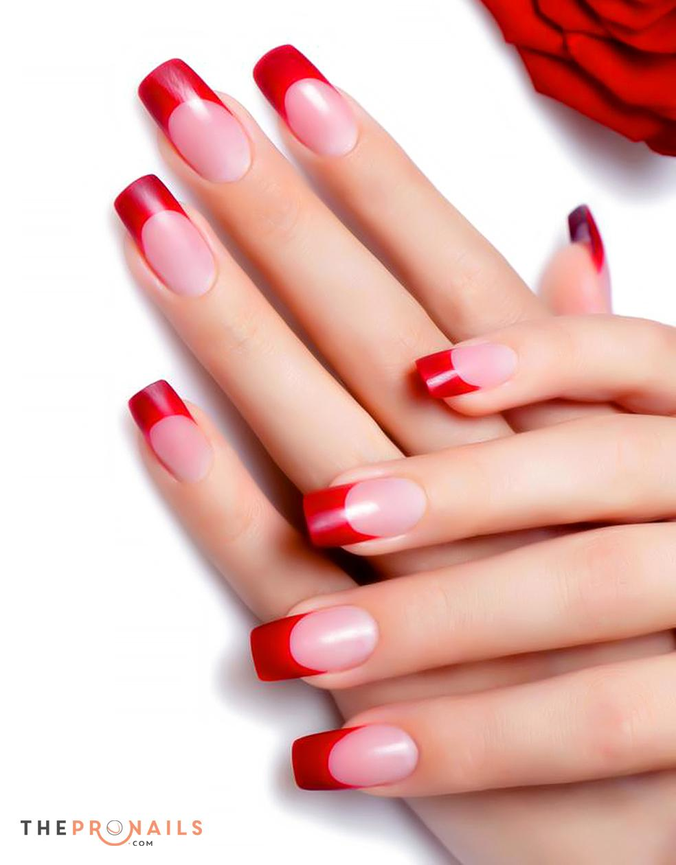 Lily\'s Nails   French Tip Add